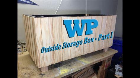 storage box part  youtube
