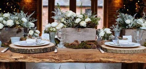 rustic winter wedding ideas uk rustic winter woodland wedding decorations