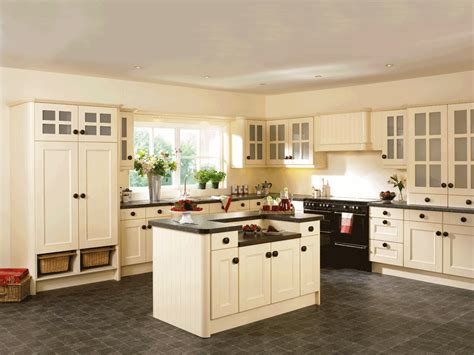 cream colored kitchens kitchen paint colors with cream cabinets decor