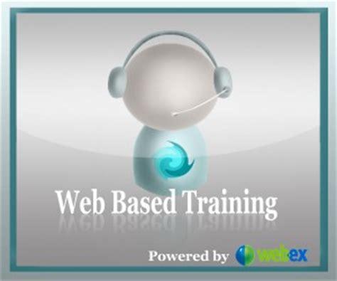web based tutorial training accelerations educational software