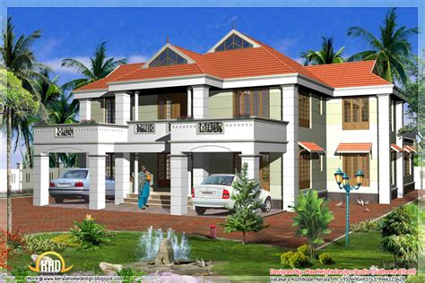 New Home Models And Plans Model House Picture Modern House