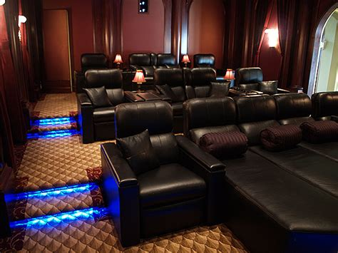 home theater elite custom audio inc