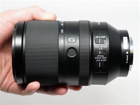Sony Lens Fe 70 300mm F4 5 5 6 G Oss on sony fe 50mm f1 8 and 70 300mm f4 5 5 6 digital photography review