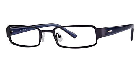 americas best glasses amadeus mens semi rectangle eyeglasses temple 140