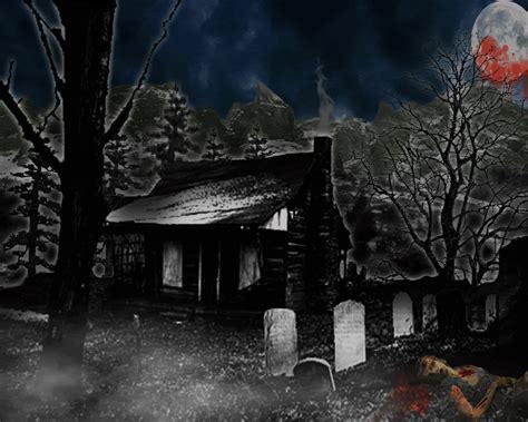 Haunted Cabins by Cabin Of Horrors Gif By 303killa Photobucket