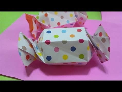 Origami Treat Box - origami treat box origami