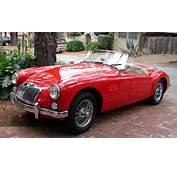 MG Car Technical Specification