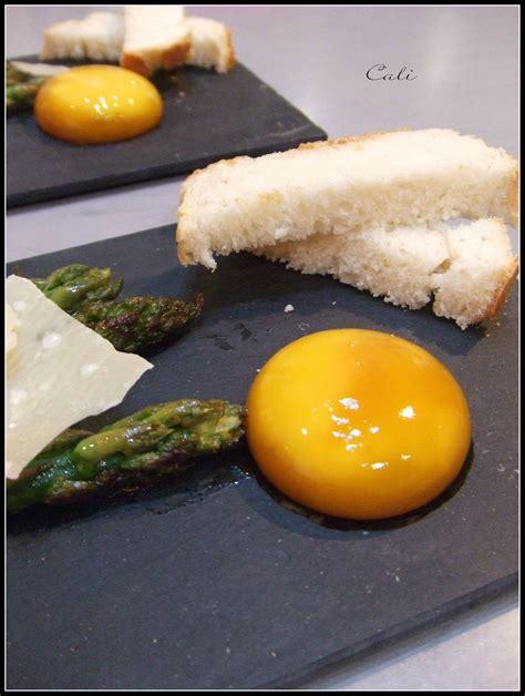 cuisiner l馮er jaune d oeuf marine au soja asperges r 212 ties sauce