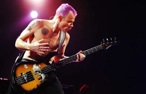 Backyard Apiary Red Chili Peppers Bassist Flea Is On A Mission To Save