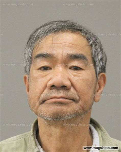 Winnebago Arrest Records Bouathong Inthabandith Mugshot Bouathong Inthabandith
