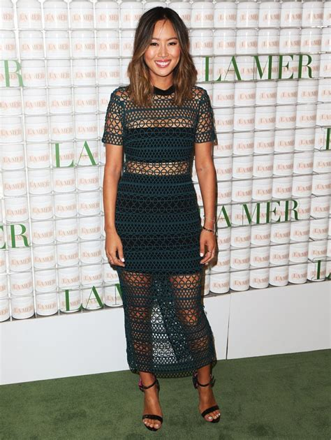 what size is aimee song aimee song picture 4 la mer celebrates 50 years of an