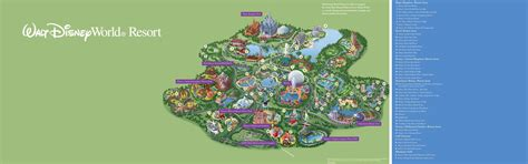 disney resort map disney resorts map world map 07