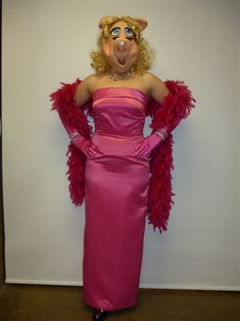 Miss Piggy Costume  Creative Costumes