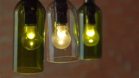 how to make a wine bottle l how to make your own wine bottle lights diy ready