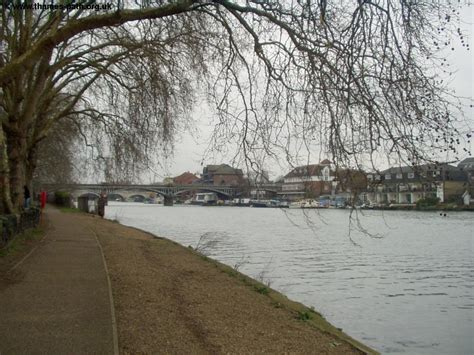 thames river path the thames path richmond hton court