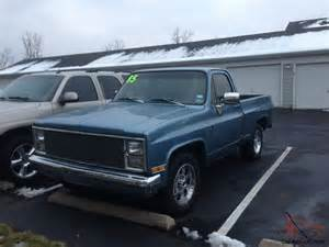 1985 chevrolet c10 truck chevy silverado custom