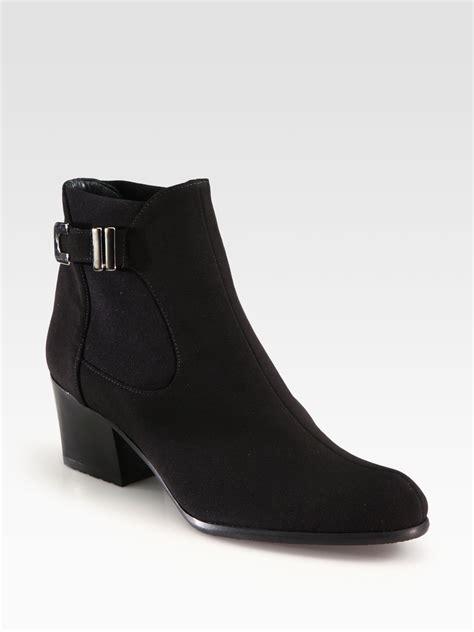 stuart weitzman ankle boots stuart weitzman bucketmid waterproof goretex ankle boots