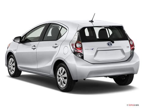2014 Toyota Prius C One 2014 Toyota Prius C Prices Reviews And Pictures U S
