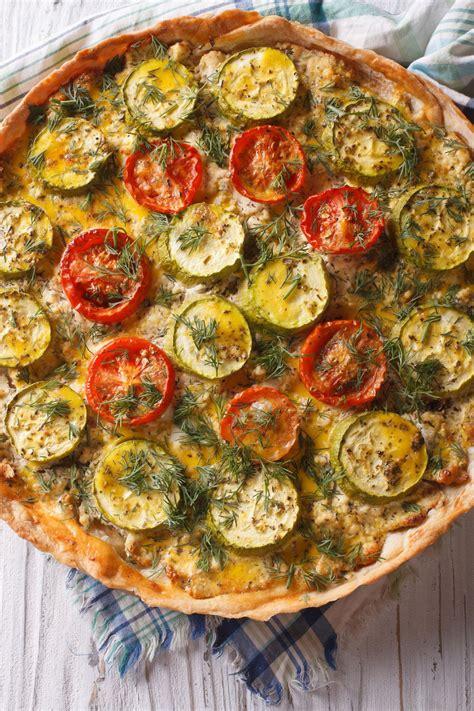 cuisine courgette tarte 224 la courgette facile cuisine az