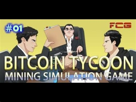 bitcoin tycoon mining simulation game folge  deutsch youtube