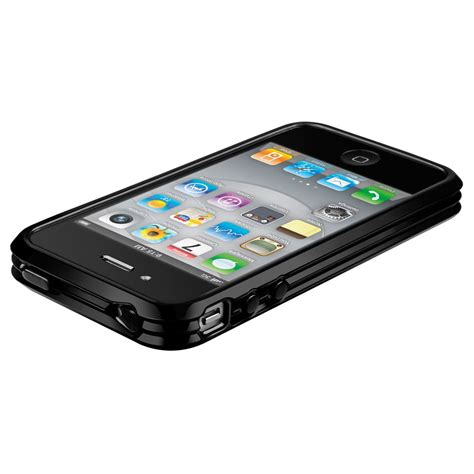 Switcheasy Trim Protection Solution For Iphone 4 switcheasy trim noir etui t 233 l 233 phone switcheasy sur ldlc