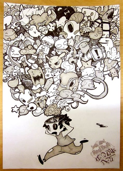 17 best ideas about doodle characters on