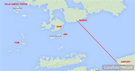 ferry waisai sorong paradise on earth raja at papua crazy dutch abroad