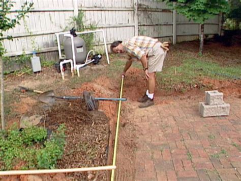 How To Build A Block Retaining Wall How Tos Diy Block Garden Wall