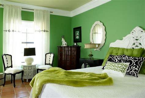 chambre mur vert comment d 233 corer une chambre avec des murs verts bricobistro
