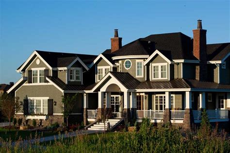 house plan 161 1044 luxury home in craftsman shingle