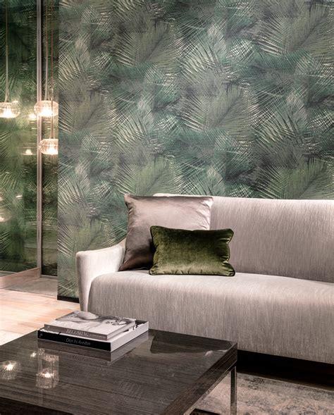 tropische palmen tapete shield arte 2504 - Tropische Tapete