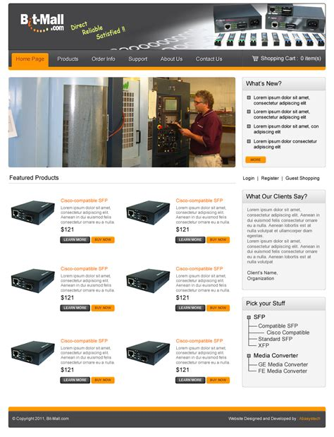 magento ecommerce templates free magento ecommerce template by view9 on deviantart