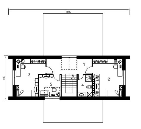 50m2 house design house plan argintas houseprojects ltd
