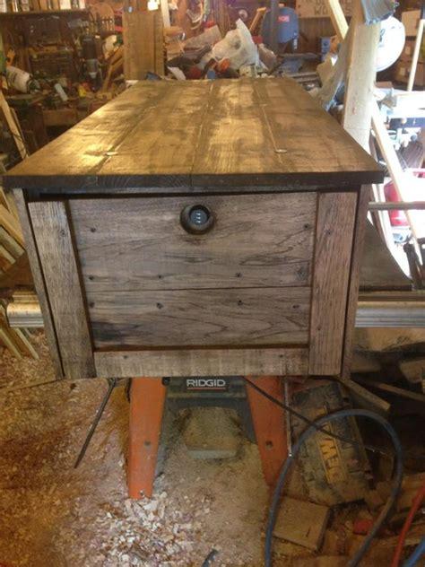 coffee table gun safe by hoss12992 lumberjocks