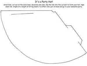 Friday s freebie snack cone or party hat template use to create