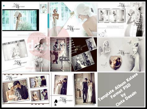 Wedding Kolase Psd by Template Album Kolase Format Psd Volume 3 Album Kolase