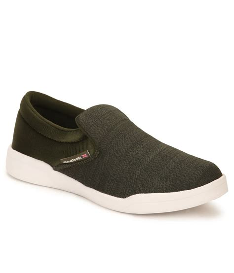 Green Slip Cost by Reebok Court Slip On Green Slip On Casual Shoes Buy