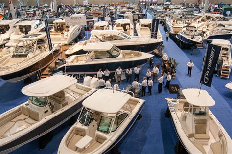 boston boat show weekly 5 new england boat show attendance down from