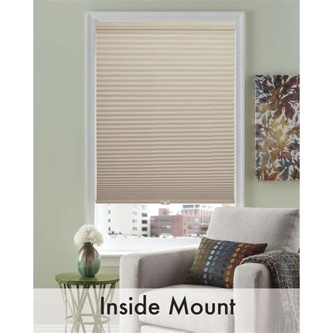 home decorators collection blinds shades light filtering home decorators collection snow drift 9 16 in cordless