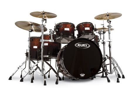 mapex saturn series drums drum bass 2013 bass mapex drums