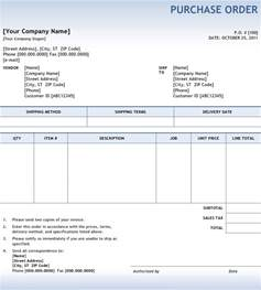 Purchase Order Invoice Template by Purchase Orders And Invoices Invoice Template Ideas