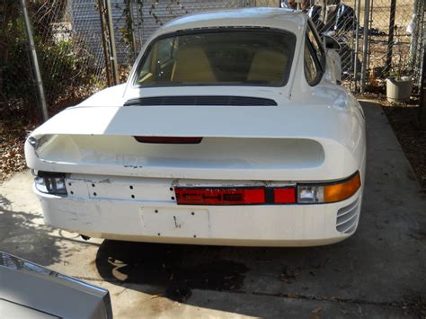 Pelican Parts Porsche Cars For Sale 1983 Porsche 959 Replica For Sale Pelican Parts