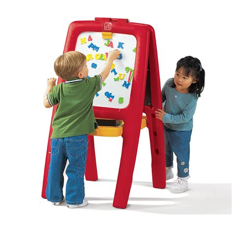 fisher price step 2 art desk easel for two kids art easel step2