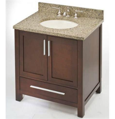 cherry bathroom vanity 30 inch single sink modern cherry bathroom vanity