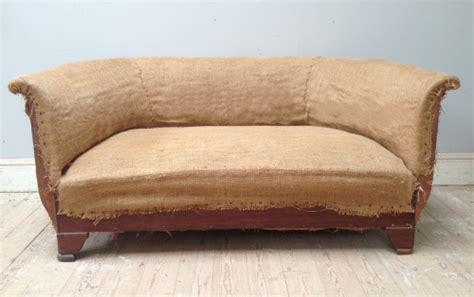 tub settee a3830 french tub settee sofa