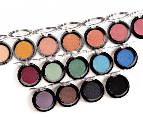 Eyeshadow City Color city color shimmer shadow eyeshadow review swatches