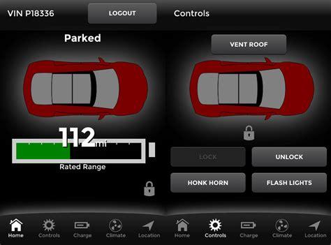 Tesla Model S App Finally A Browser App For Managing The Tesla Model S