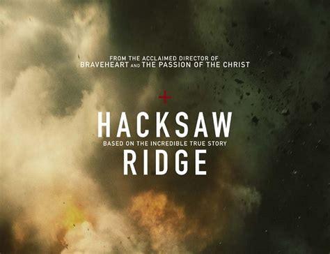 hacksaw ridge subtitle archives fileassociates