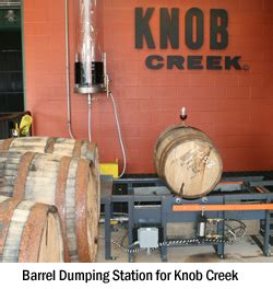 Knob Creek Distillery Tour by Wandering The Kentucky Bourbon Trail