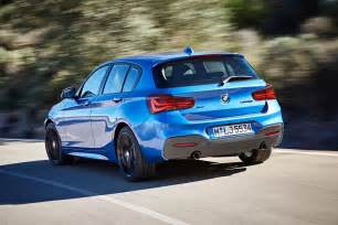 1 Series Bmw Refreshed 2017 Bmw 1 Series Official Launch